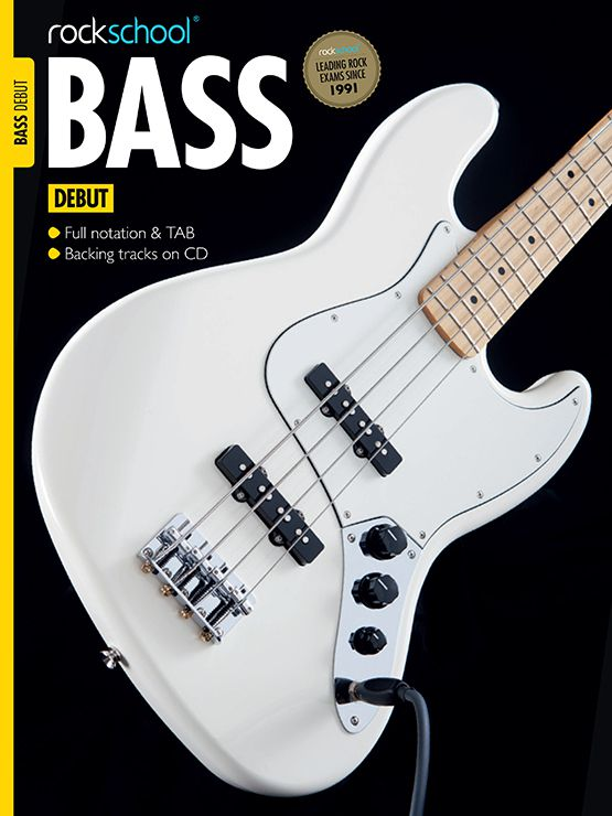 Bass Debut Book Cover