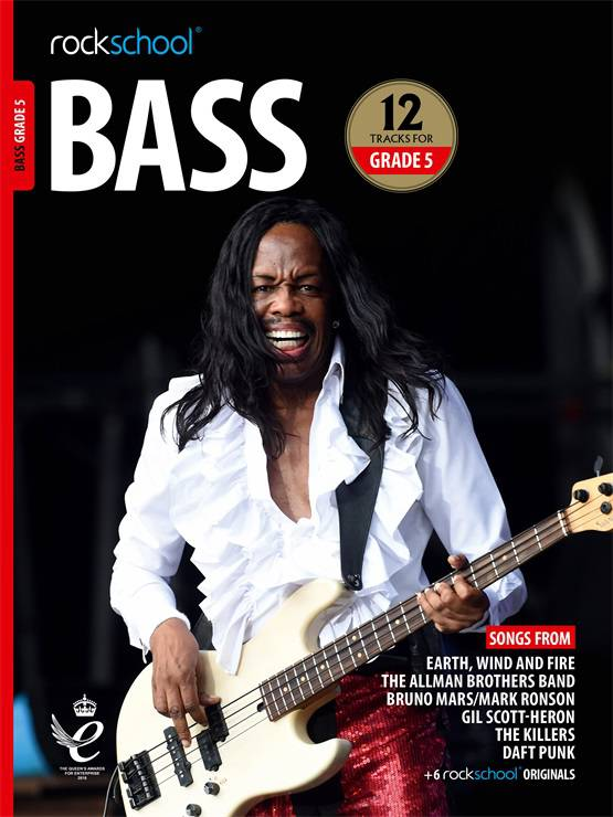 Bass Grade 5 Book Cover