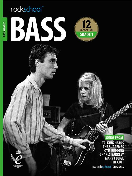 Bass Grade 1 Book Cover