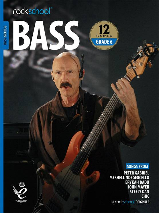 Bass Grade 6 Book Cover