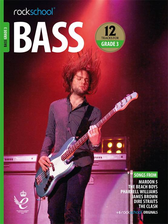 Bass Grade 3 Book Cover