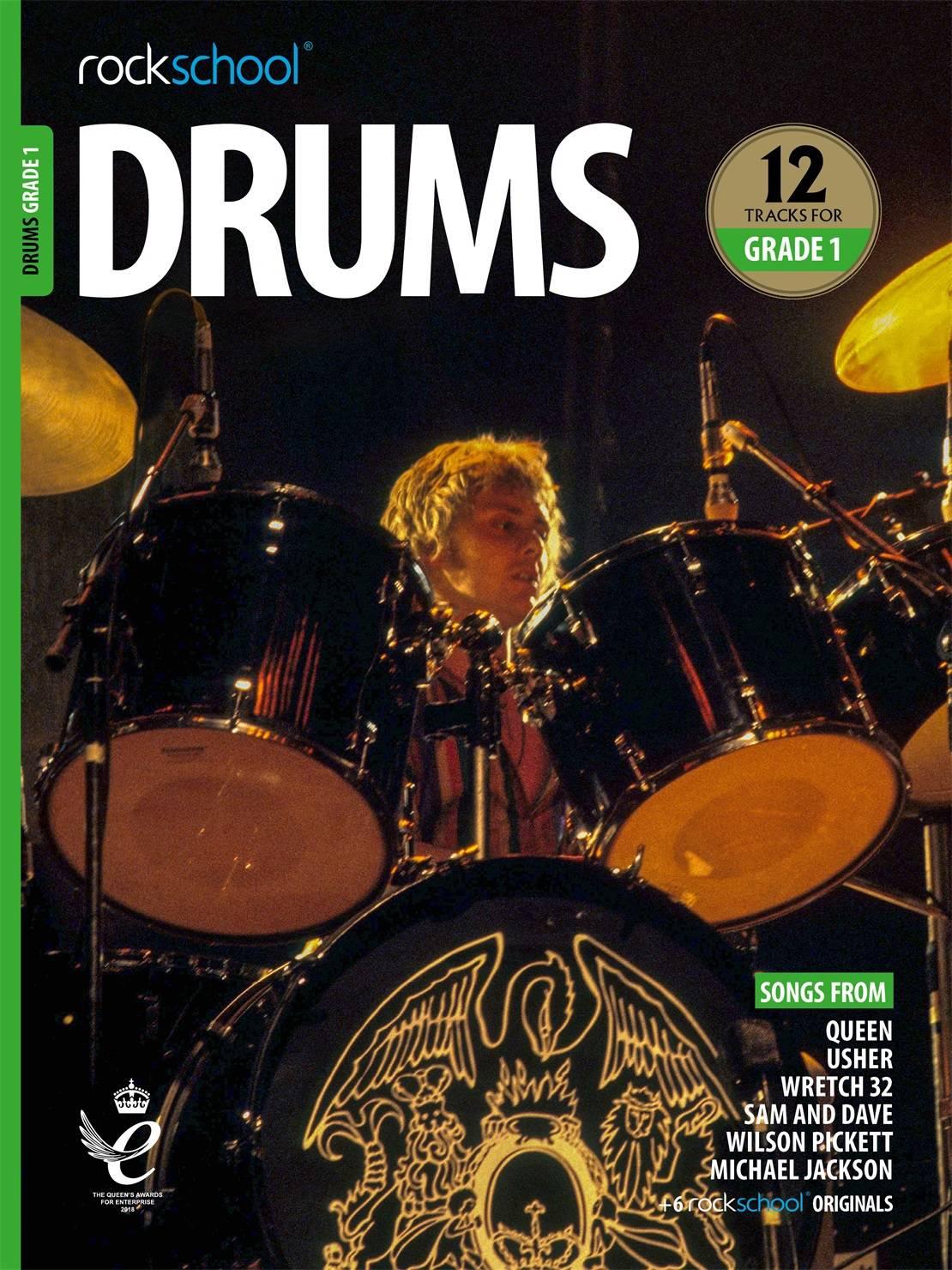 Rockschool - Shop - Drums Grade 1 | RSL