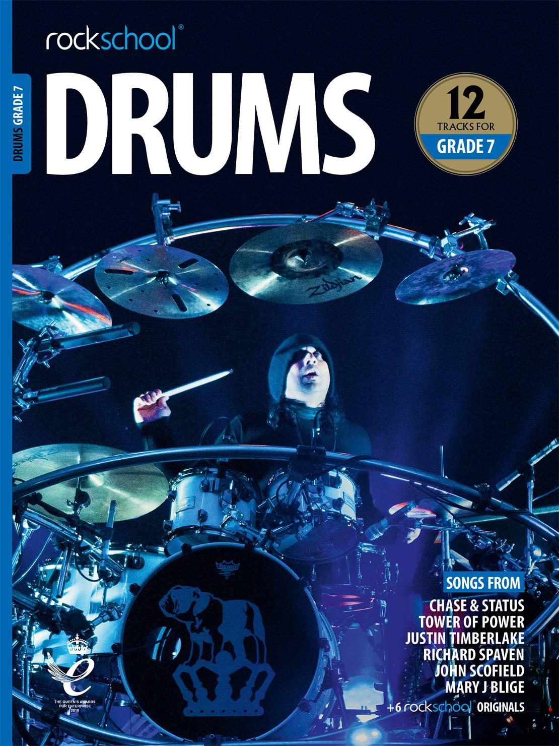 Rockschool - Shop - Drums Grade 7 | RSL