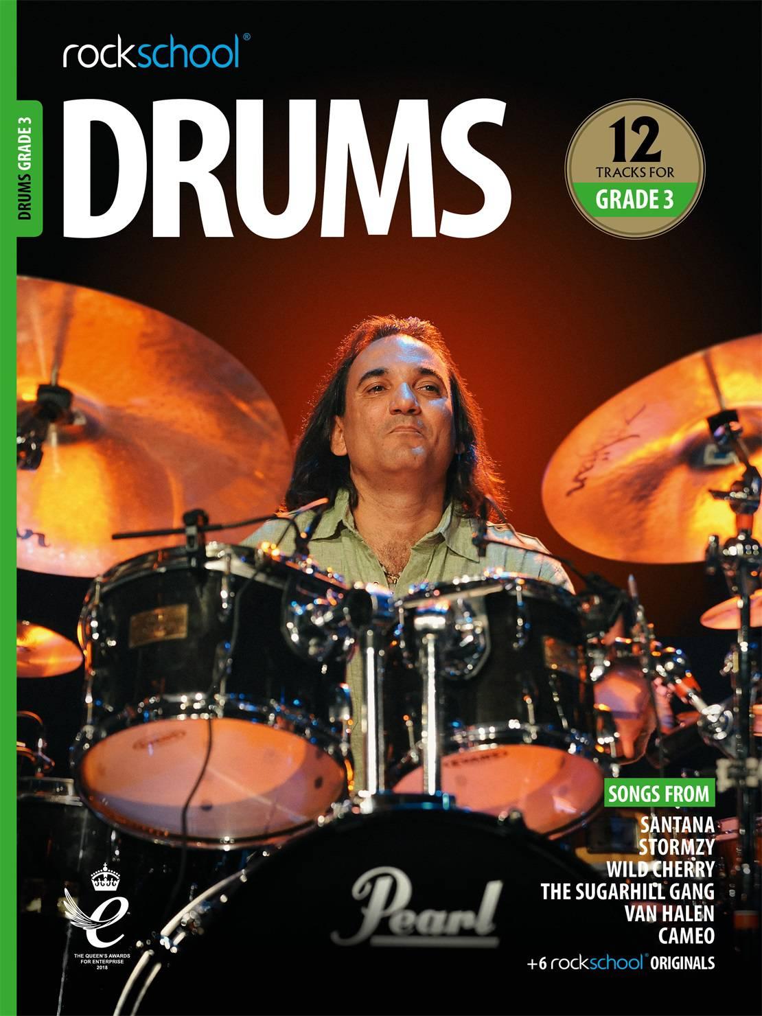 Rockschool - Shop - Drums Grade 3   RSL