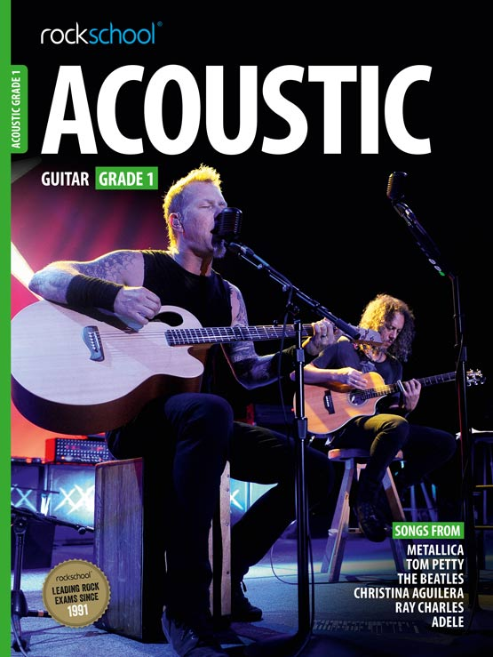 Acoustic Grade 1 Cover