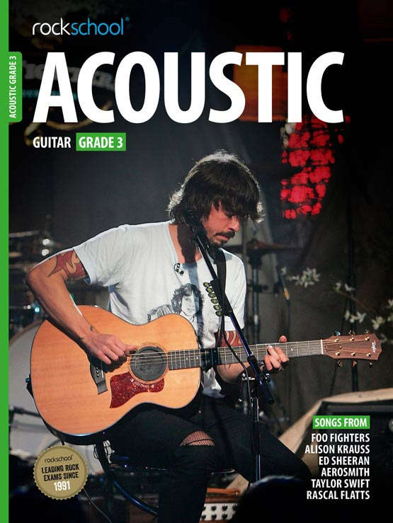 Acoustic Grade 3 Cover