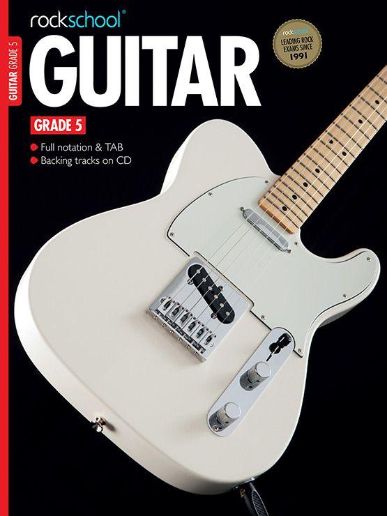 Rockschool - Shop - Electric Guitar Grade 5   RSL