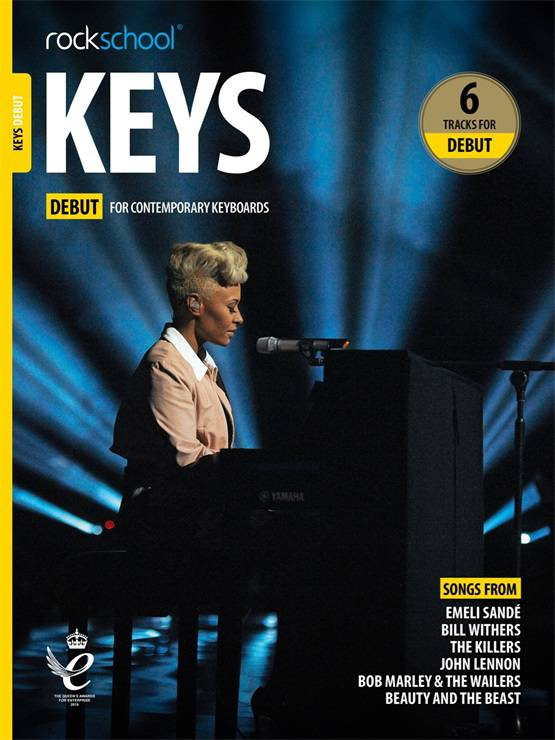 Keys Debut Book Cover