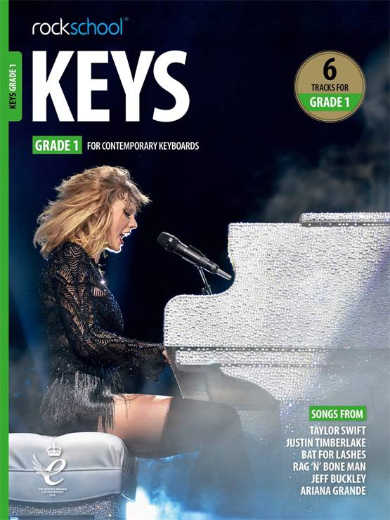 Keys Grade One Book Cover
