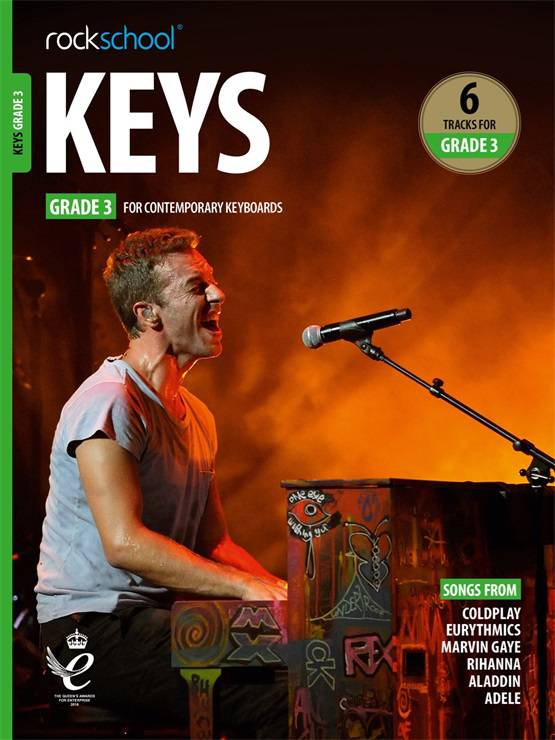 Keys Grade Three Book Cover