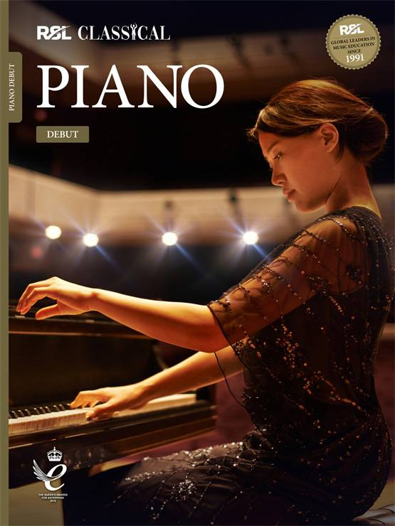 Classical Piano Debut Book Cover