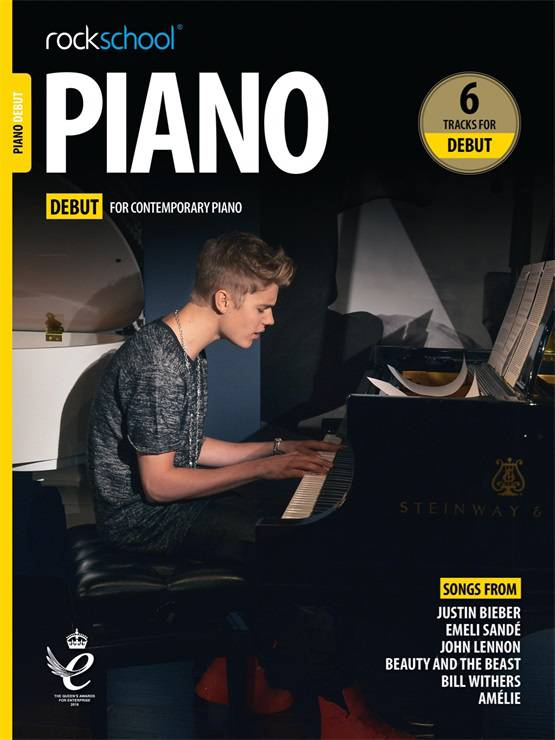 Piano Debut Book Cover