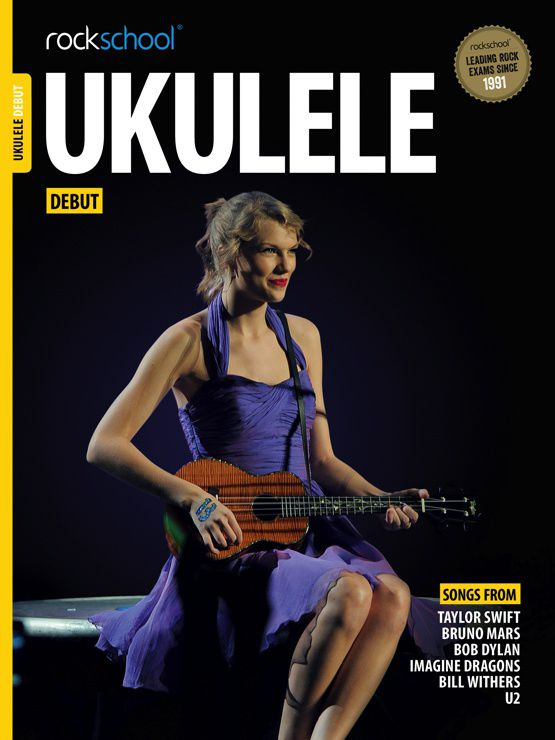Ukulele Debut Book Cover