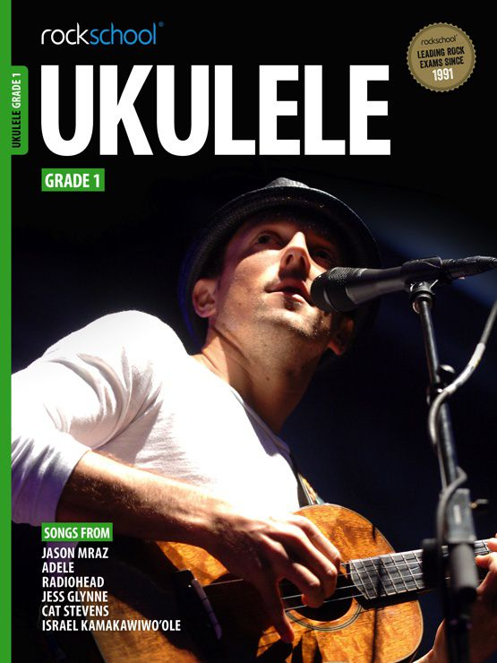 Ukulele Grade 1 Book Cover