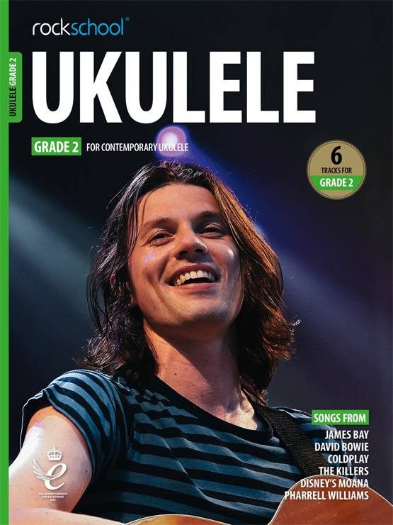 Ukulele Grade Two Book Cover
