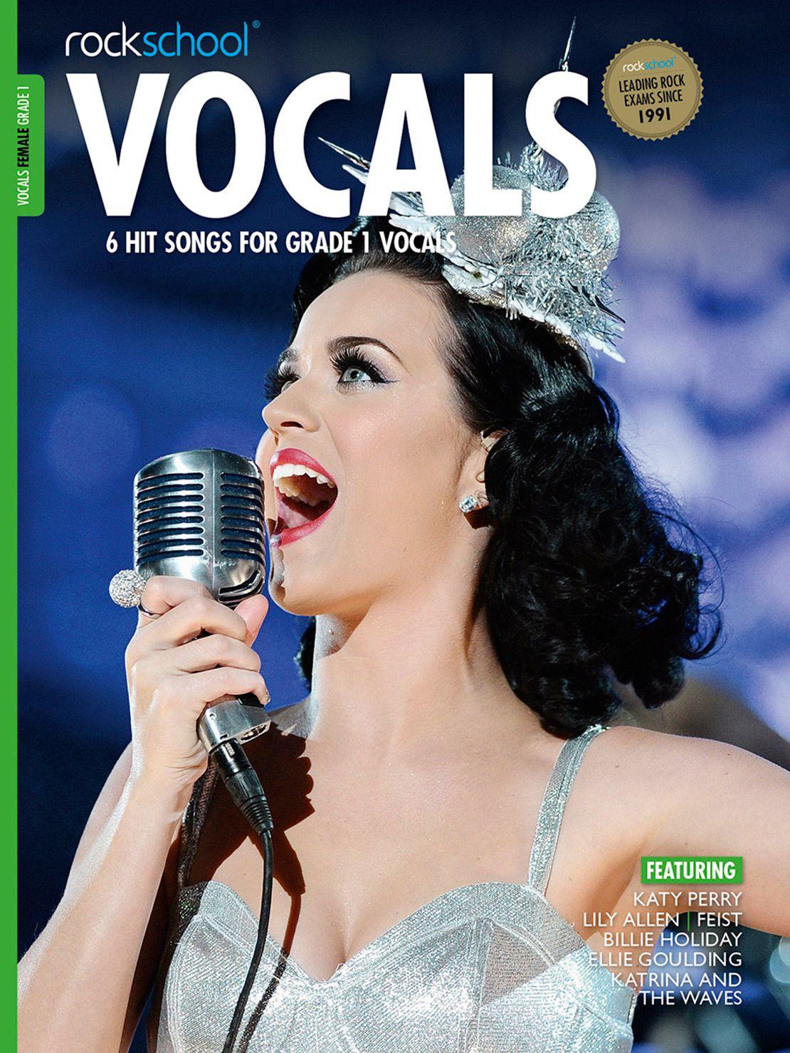 Vocals Grade 1 (Female)
