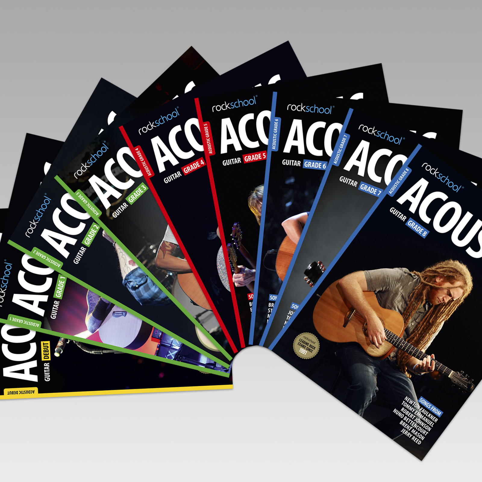 Guitar Grade Book Covers