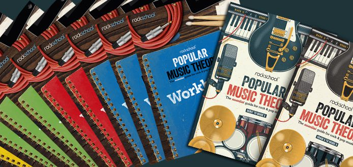 Popular Music Theory book covers