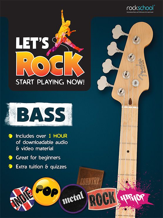 Bass Let's Rock Cover