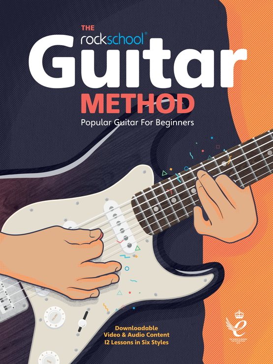 Let's Rock Guitar Book Cover