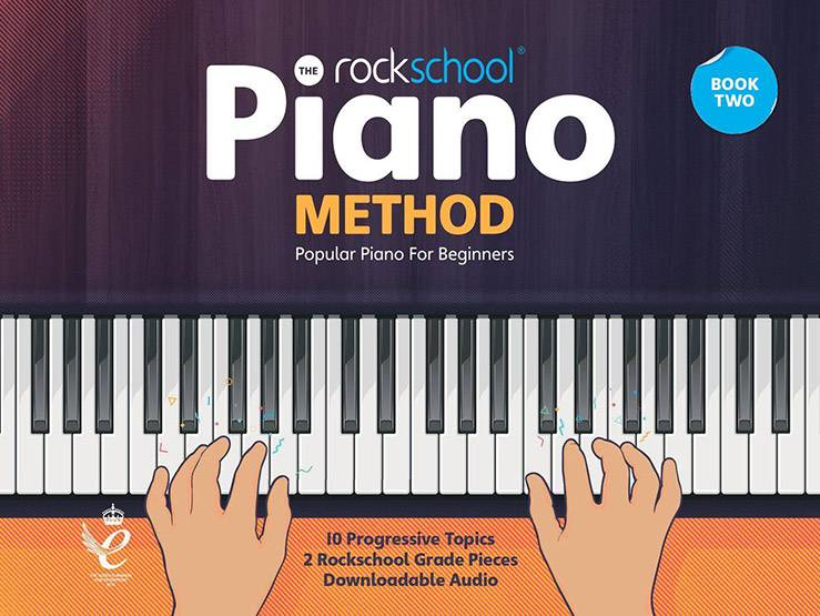 Piano Method Book 2 Book Cover