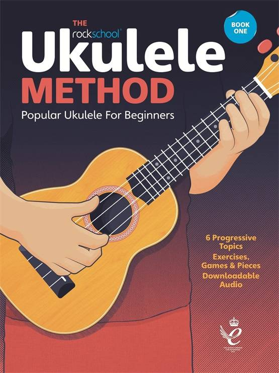Ukulele Method Book 1 Cover