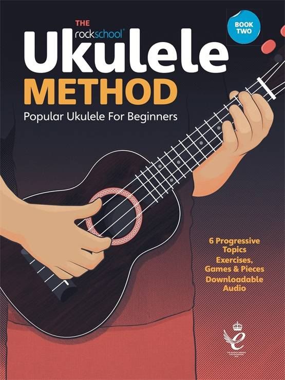 Ukulele Method Book 2 Cover