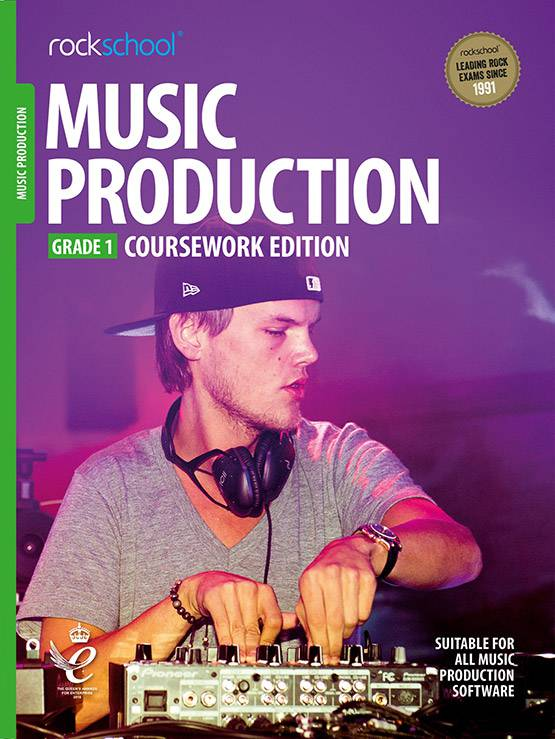 Music Production Grade 1 Book Cover