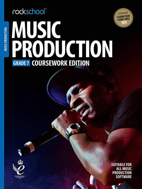 Music Production Grade 7 Book Cover