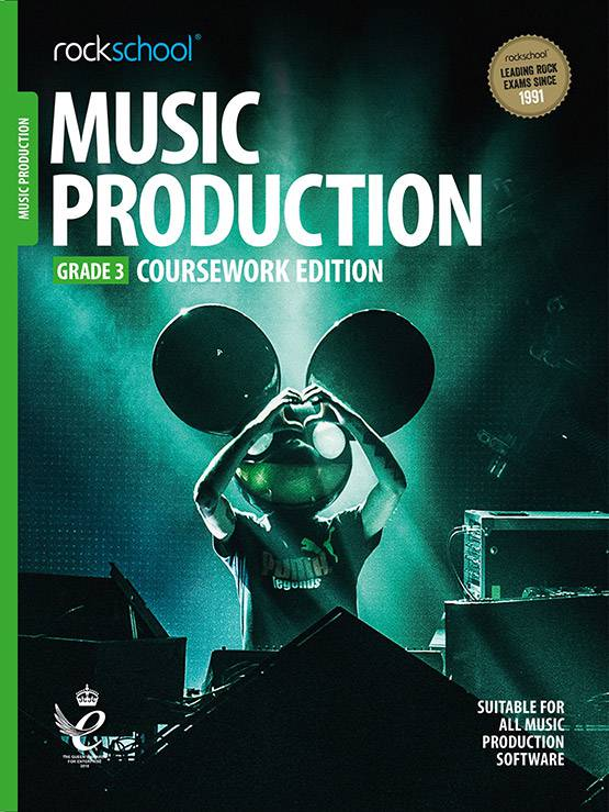 Music Production Grade 3 Cover