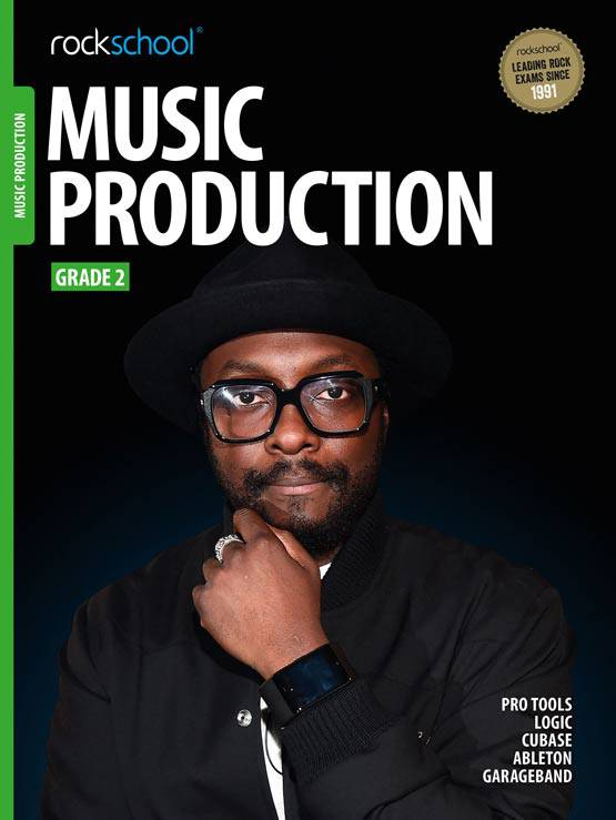 Music Production Grade 2 Book Cover
