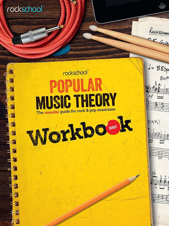 Theory Workbook Debut Cover
