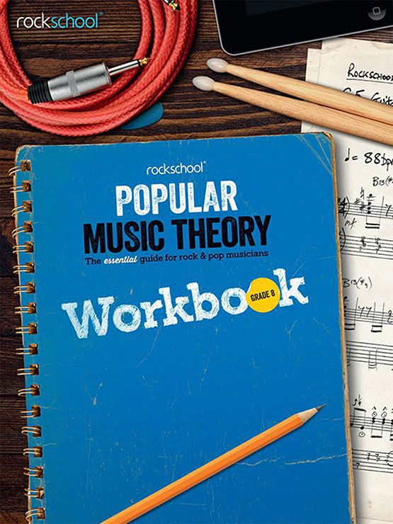 Theory Workbook Grade 8 Cover
