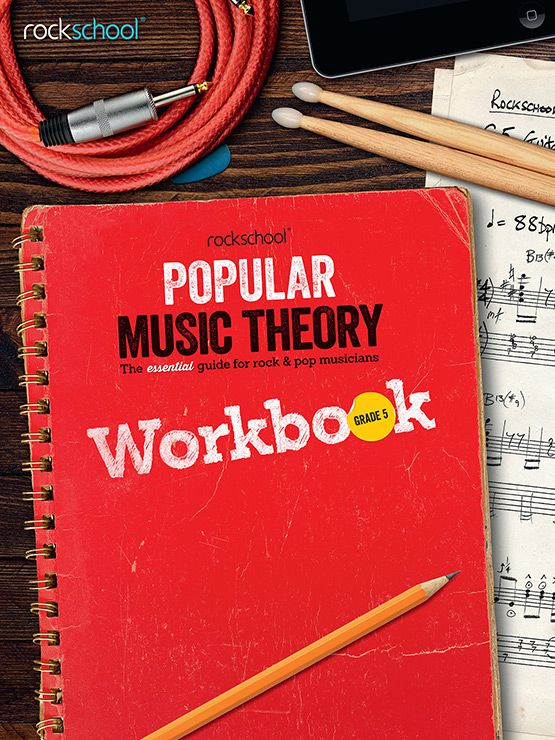 Theory Workbook Grade 5 Cover