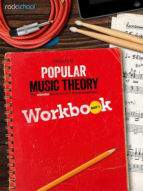 Theory Workbook Grade 4 Cover