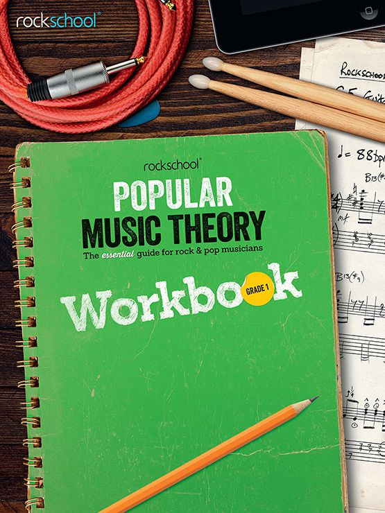 Theory Workbook Grade 1 Cover