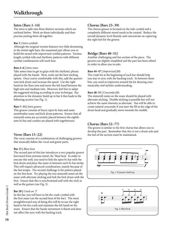 Rockschool - Shop - Rockschool Classics Drums Grade 5 | RSL