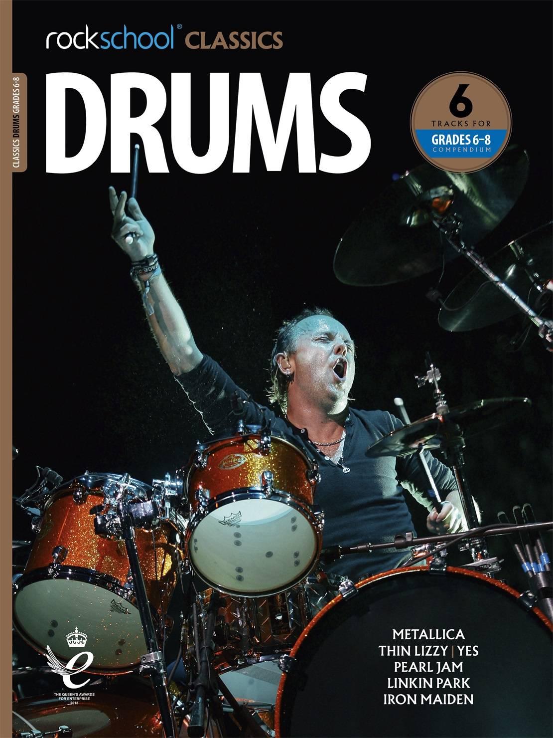Rockschool - Shop - Drums Grade 7   RSL