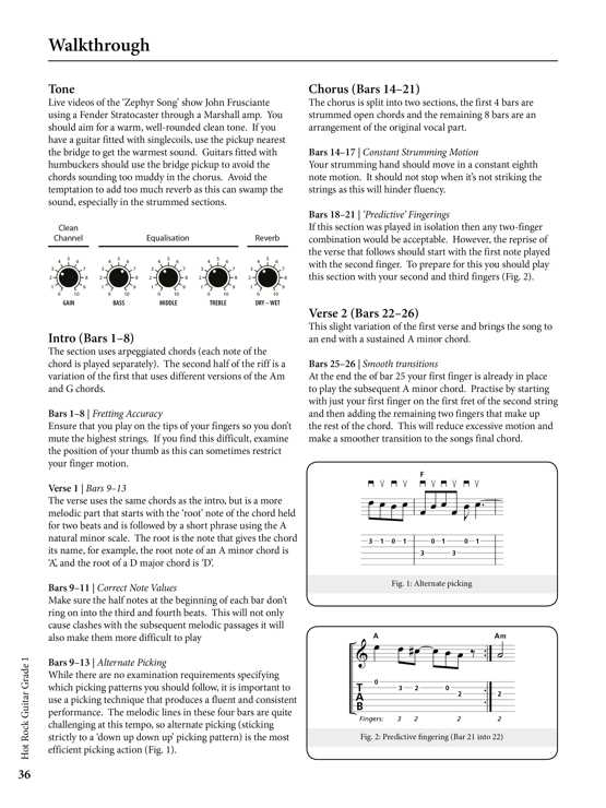 Rockschool Classics Guitar Grade 1 Sample # 3