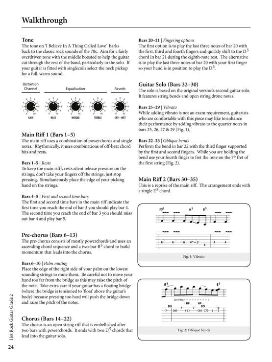 Rockschool Classics Guitar Grade 2 Sample # 3