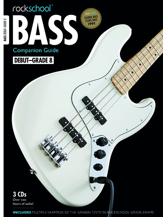 Bass Companion Guide Book Cover