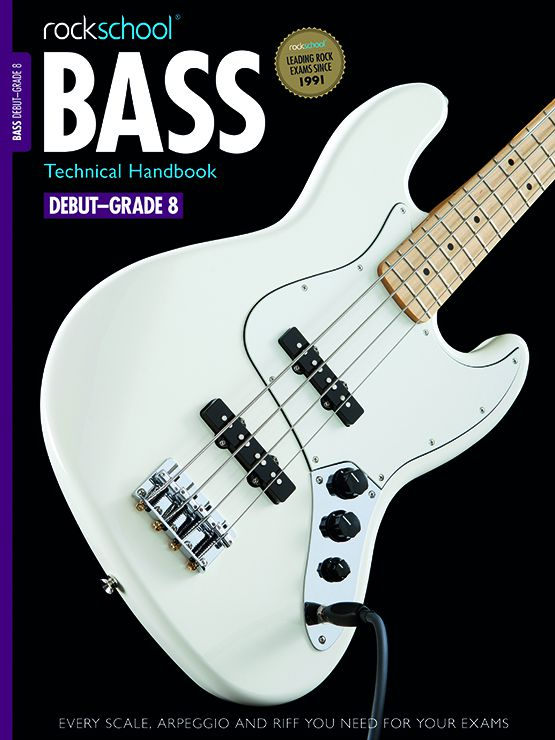Bass Technical Handbook Cover