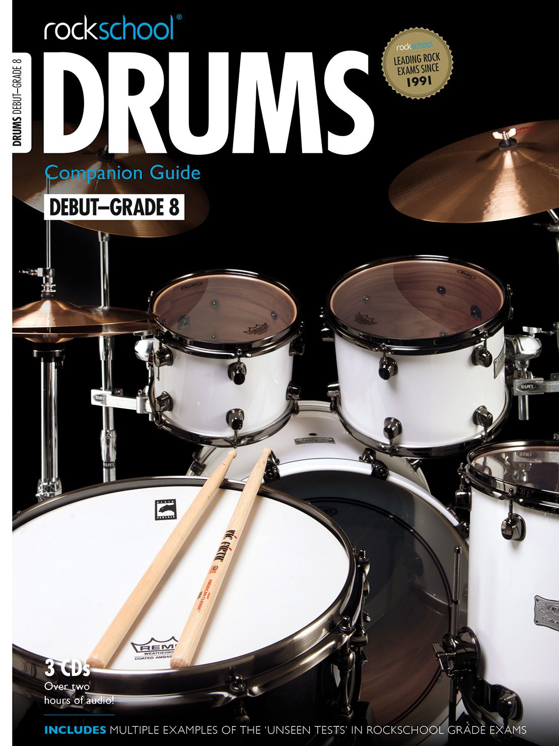 Rockschool - Shop - Drums Grade 3 | RSL
