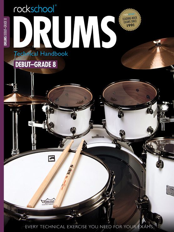 Drums Technical Handbook Cover