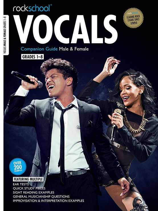 Vocals Companion Guide Cover
