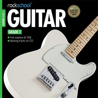 Guitar Grade 1 Book Cover
