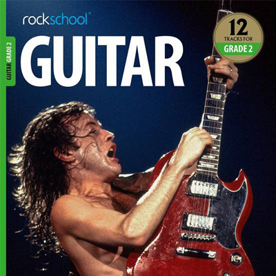 Guitar Grade 2 Book Cover